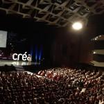Gala Crea - Salle Wilfrid-Pelletier, Place des arts, Montréal - 2012